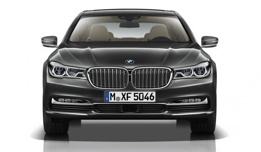 G11/G12 BMW 7 Series officially unveiled – full details Image #349189