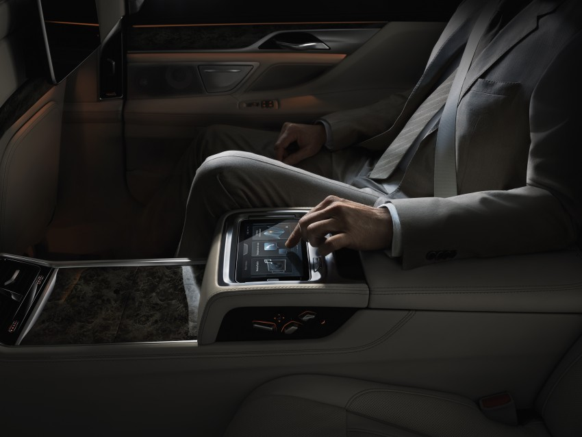 G11/G12 BMW 7 Series officially unveiled – full details Image #349191