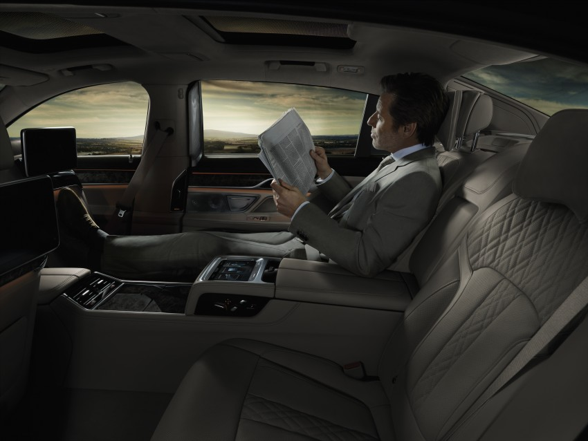 G11/G12 BMW 7 Series officially unveiled – full details Image #349124