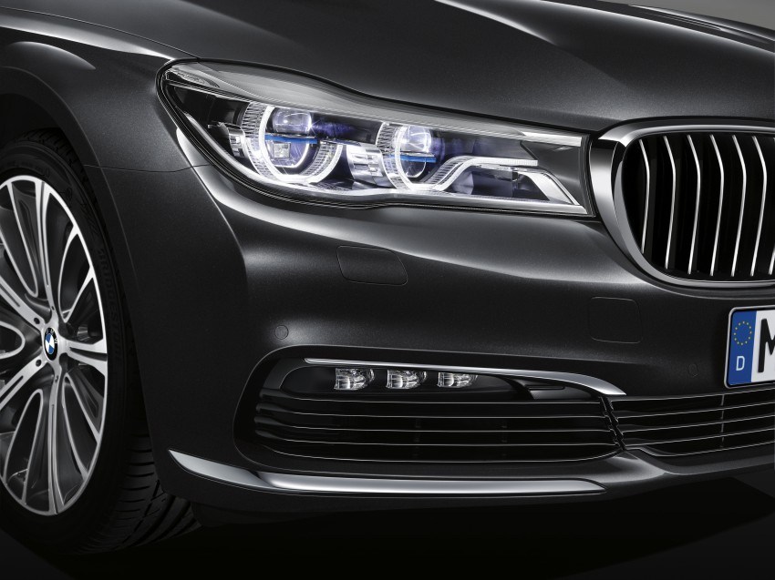 G11/G12 BMW 7 Series officially unveiled – full details Image #349125