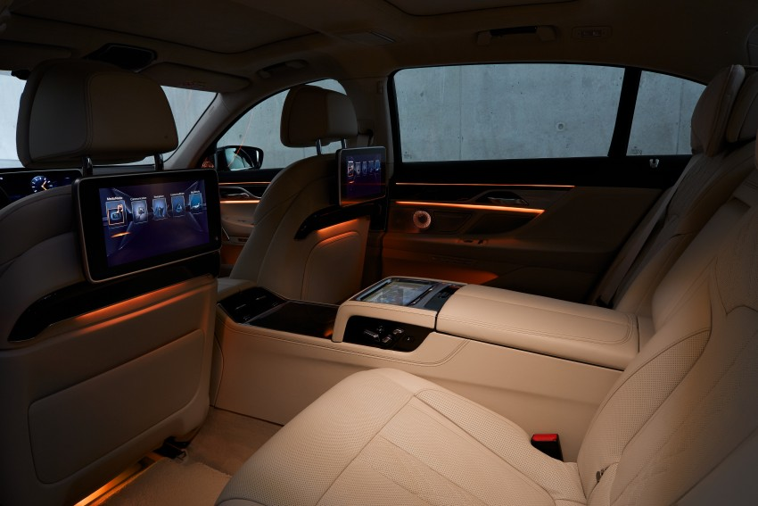 G11/G12 BMW 7 Series officially unveiled – full details Image #349129