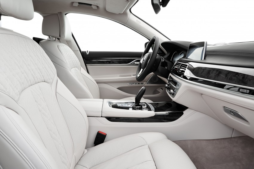 G11/G12 BMW 7 Series officially unveiled – full details Image #349134