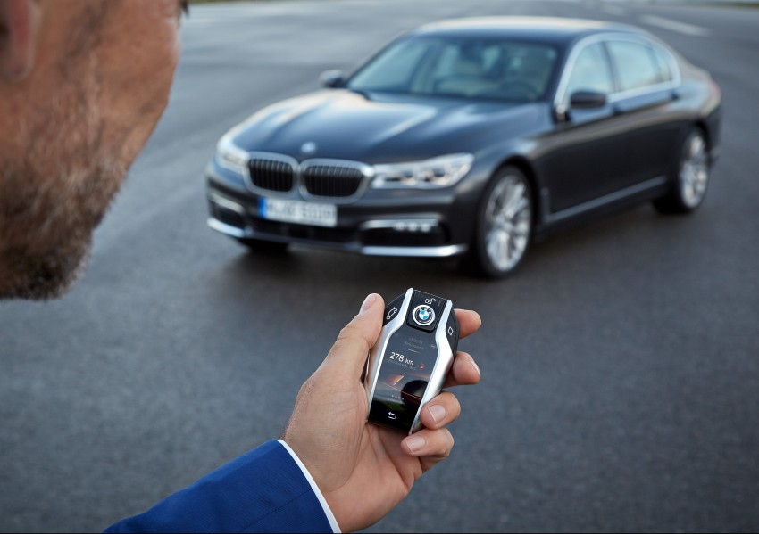 G11/G12 BMW 7 Series officially unveiled – full details Image #349135
