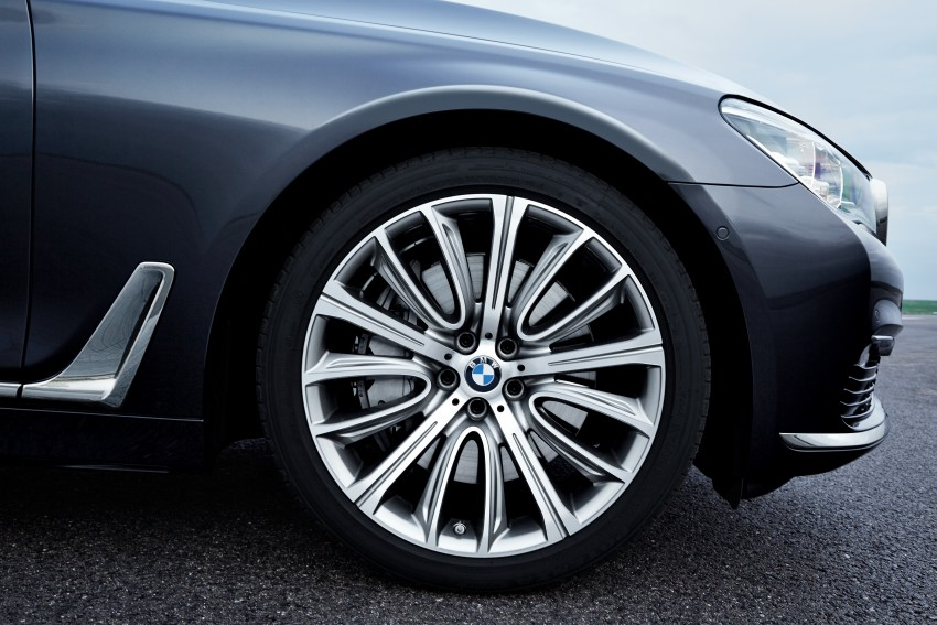 G11/G12 BMW 7 Series officially unveiled – full details Image #349139