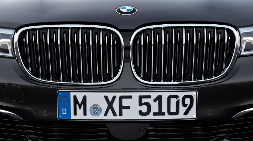 G11/G12 BMW 7 Series officially unveiled – full details Image #349142