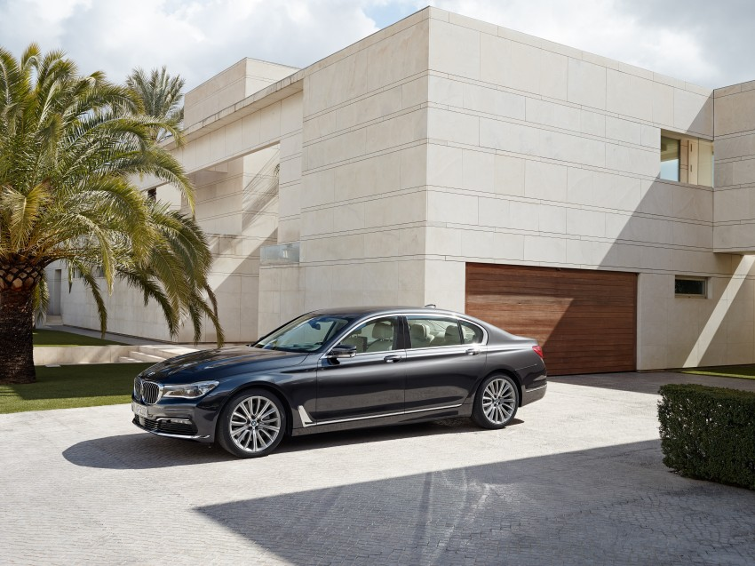 G11/G12 BMW 7 Series officially unveiled – full details Image #349143