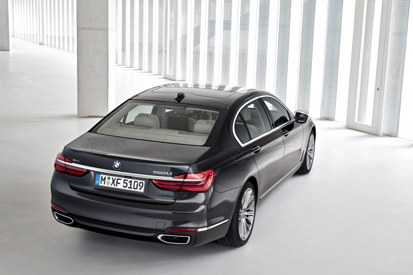 G11/G12 BMW 7 Series officially unveiled – full details Image #349144