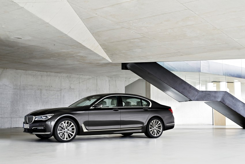 G11/G12 BMW 7 Series officially unveiled – full details Image #349145