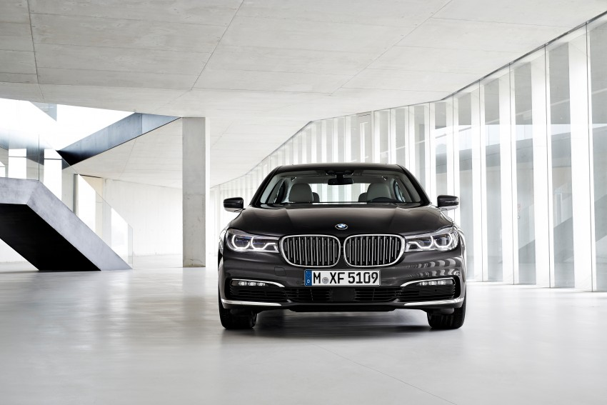 G11/G12 BMW 7 Series officially unveiled – full details Image #349147