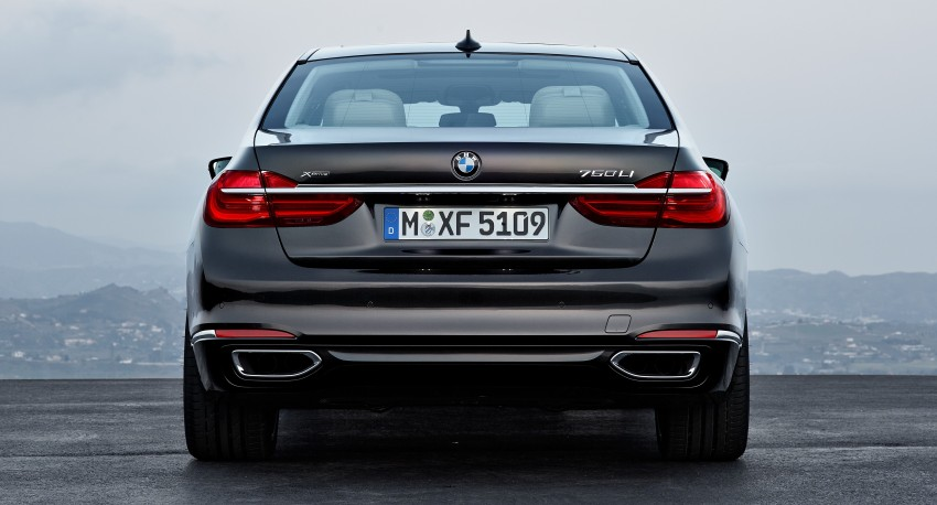 G11/G12 BMW 7 Series officially unveiled – full details Image #349148