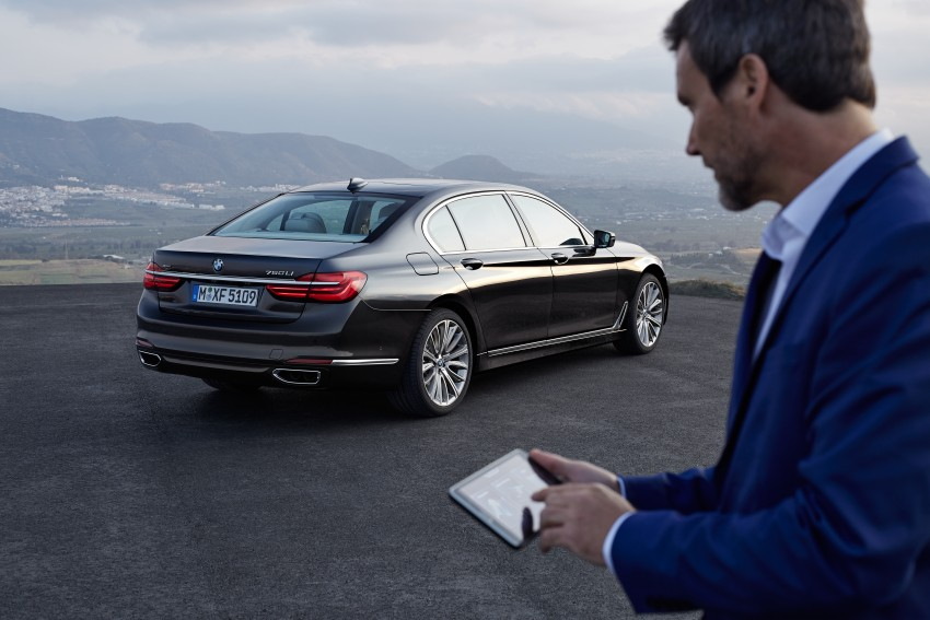 G11/G12 BMW 7 Series officially unveiled – full details Image #349149