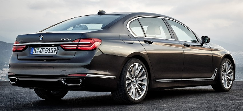 G11/G12 BMW 7 Series officially unveiled – full details Image #349150
