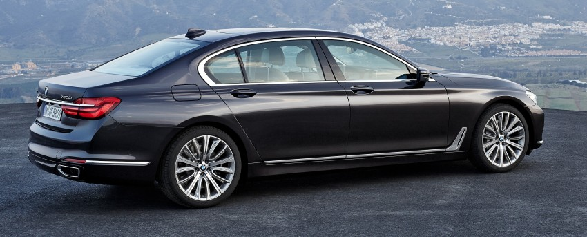 G11/G12 BMW 7 Series officially unveiled – full details Image #349151