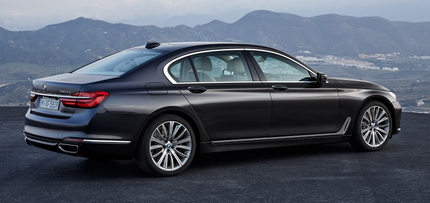 G11/G12 BMW 7 Series officially unveiled – full details Image #349152