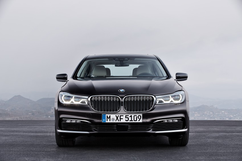 G11/G12 BMW 7 Series officially unveiled – full details Image #349154