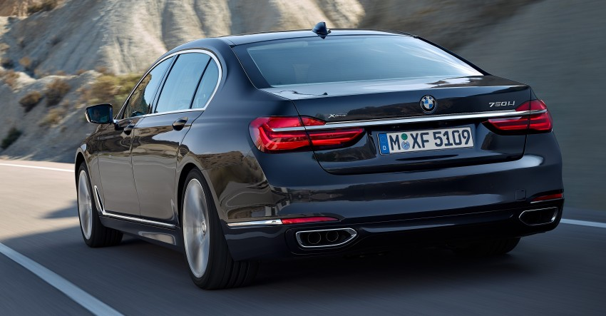 G11/G12 BMW 7 Series officially unveiled – full details Image #349155