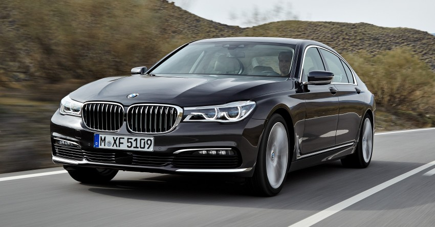 G11/G12 BMW 7 Series officially unveiled – full details Image #349156