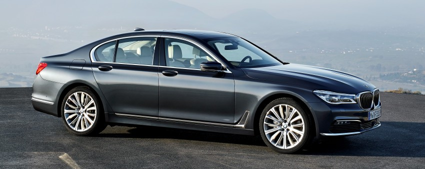 G11/G12 BMW 7 Series officially unveiled – full details Image #349157