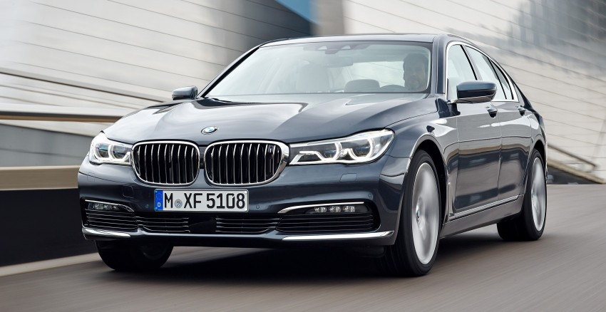 G11/G12 BMW 7 Series officially unveiled – full details Image #349159