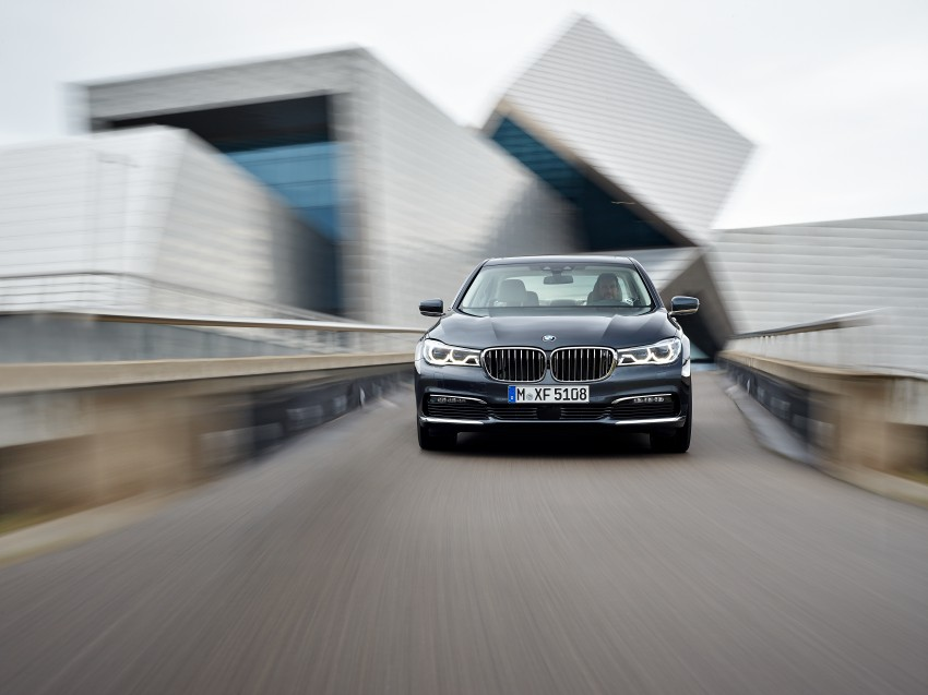 G11/G12 BMW 7 Series officially unveiled – full details Image #349160