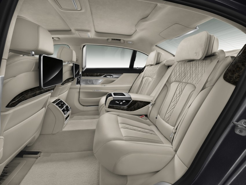 G11/G12 BMW 7 Series officially unveiled – full details Image #349162