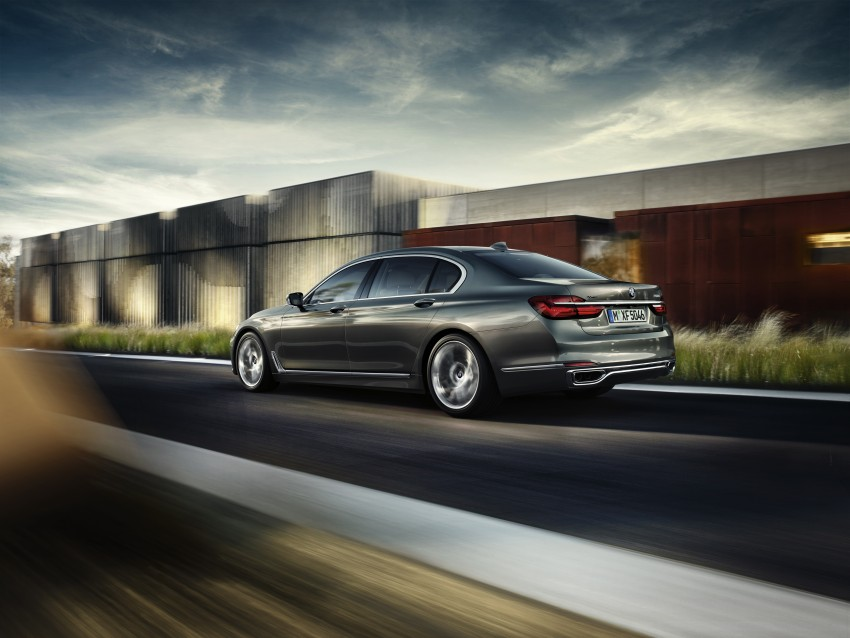 G11/G12 BMW 7 Series officially unveiled – full details Image #349163