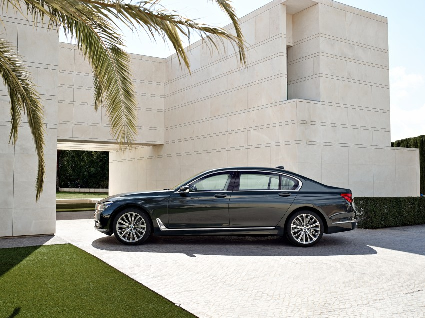 G11/G12 BMW 7 Series officially unveiled – full details Image #349165