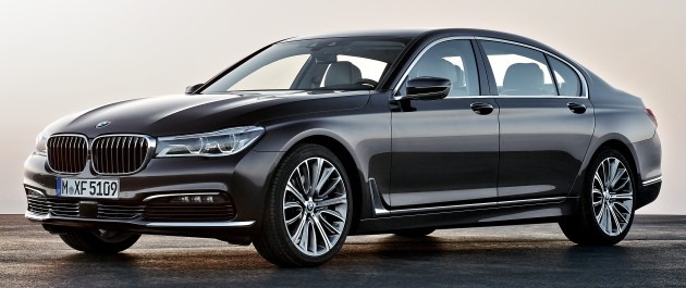 2016 Bmw 750d To Debut New Quad Turbo Diesel Engine