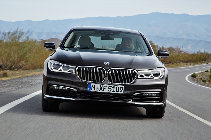 G11/G12 BMW 7 Series officially unveiled – full details Image #349168
