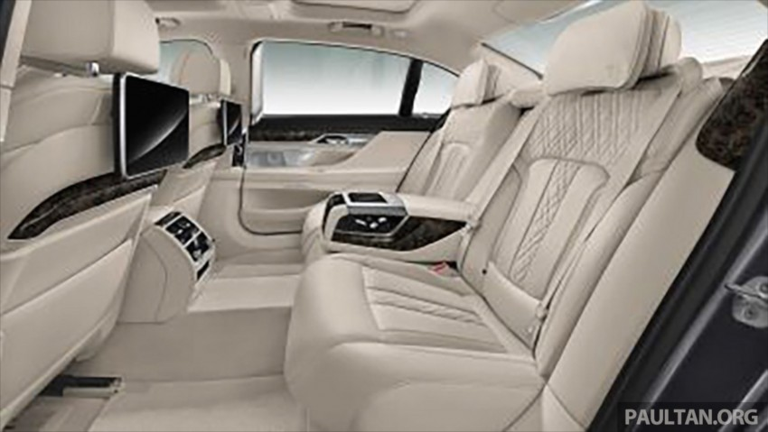 2016 G11 BMW 7 Series pictures and details leaked! Image #347405