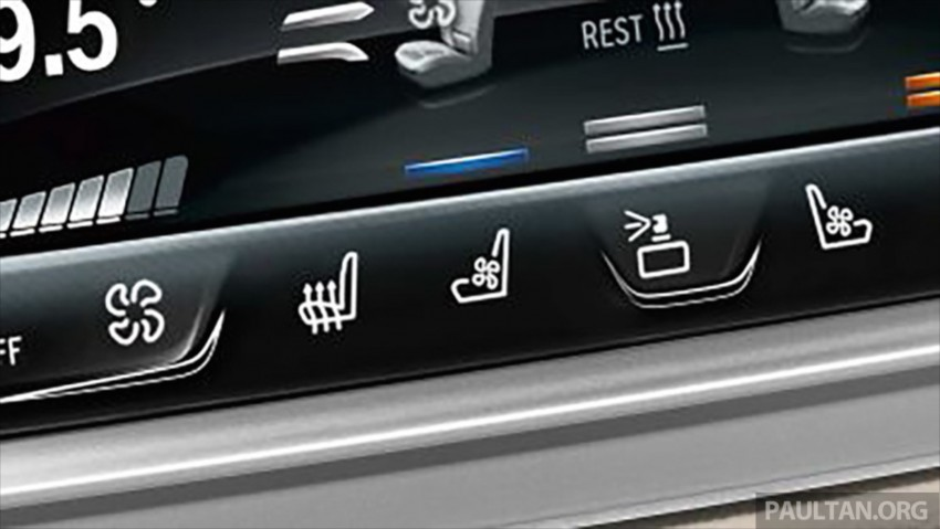 2016 G11 BMW 7 Series pictures and details leaked! Image #347409