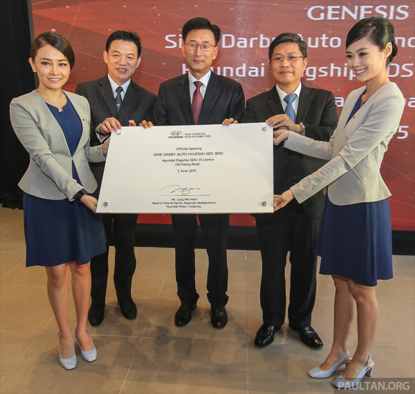 Hyundai Genesis 3.8 V6 launched in Malaysia: RM389k Image #347098