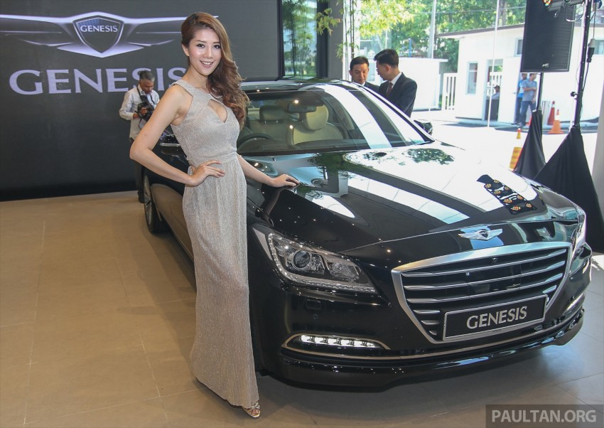 Hyundai Genesis 3.8 V6 launched in Malaysia: RM389k Image #347099