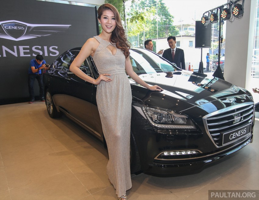 Hyundai Genesis 3.8 V6 launched in Malaysia: RM389k Image #347100