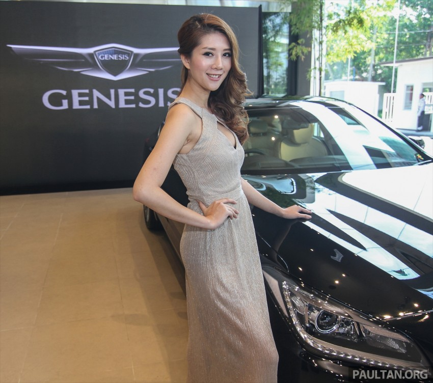 Hyundai Genesis 3.8 V6 launched in Malaysia: RM389k Image #347101