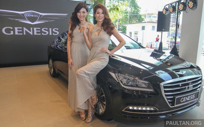 Hyundai Genesis 3.8 V6 launched in Malaysia: RM389k Image #347103