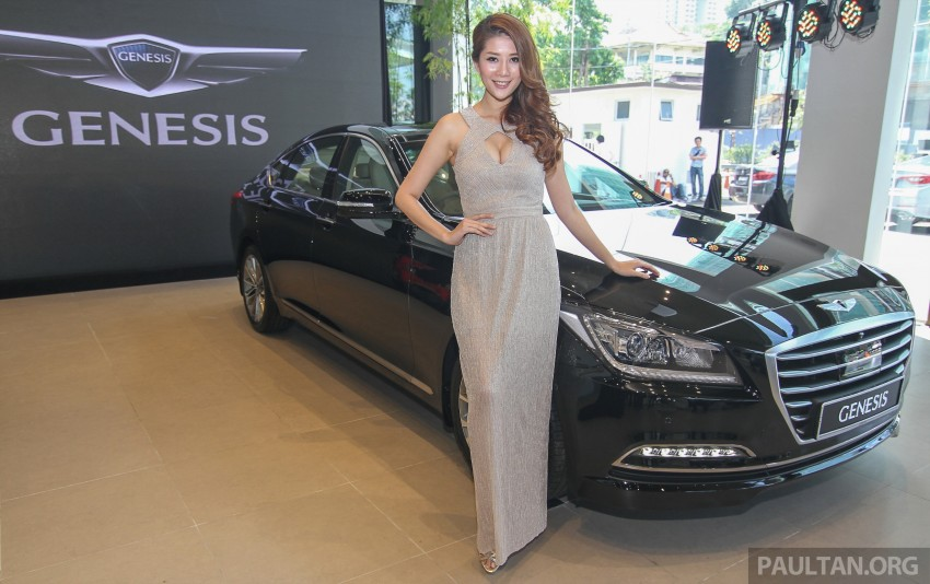 Hyundai Genesis 3.8 V6 launched in Malaysia: RM389k Image #347105
