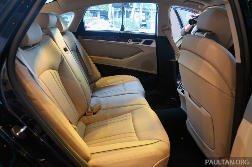 Hyundai Genesis 3.8 V6 launched in Malaysia: RM389k Image #347109