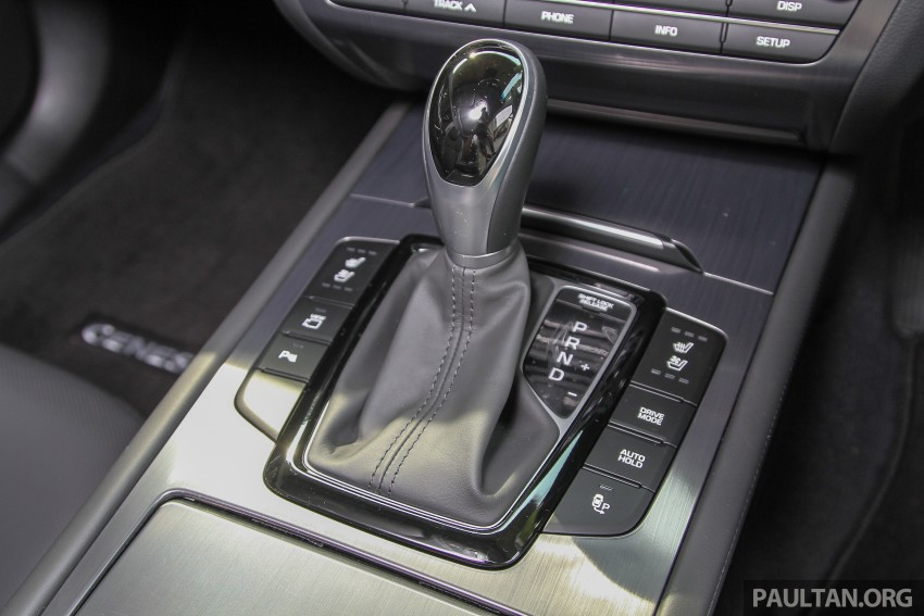 Hyundai Genesis 3.8 V6 launched in Malaysia: RM389k Image #346430