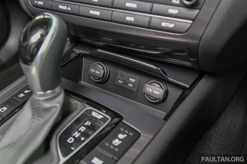Hyundai Genesis 3.8 V6 launched in Malaysia: RM389k Image #346436