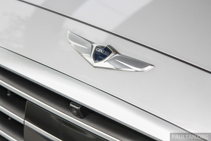 Hyundai Genesis 3.8 V6 launched in Malaysia: RM389k Image #346449