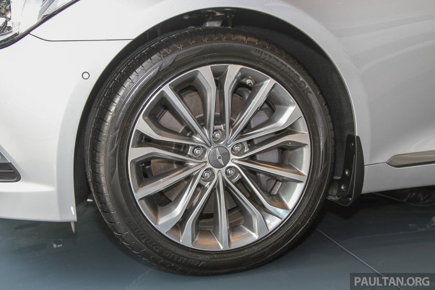 Hyundai Genesis 3.8 V6 launched in Malaysia: RM389k Image #346451