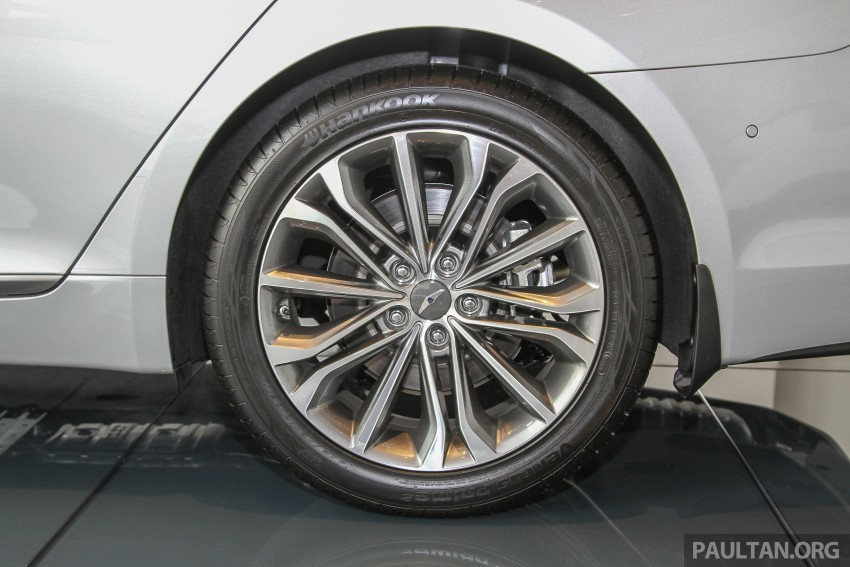 Hyundai Genesis 3.8 V6 launched in Malaysia: RM389k Image #346453