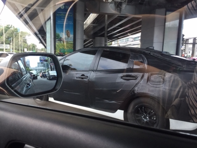 SPIED: 2016 Toyota Prius caught testing in Thailand! Image #344981
