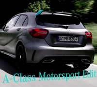 mercedes-benz-a-class-w176-facelift-range-video