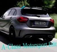 mercedes-benz-a-class-w176-facelift-range-video
