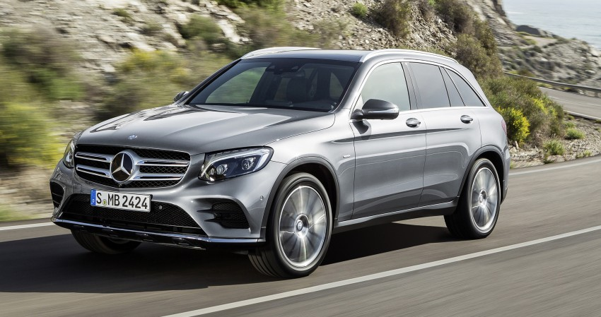 Mercedes-Benz GLC unveiled – the SUV sweet spot? Image #351695