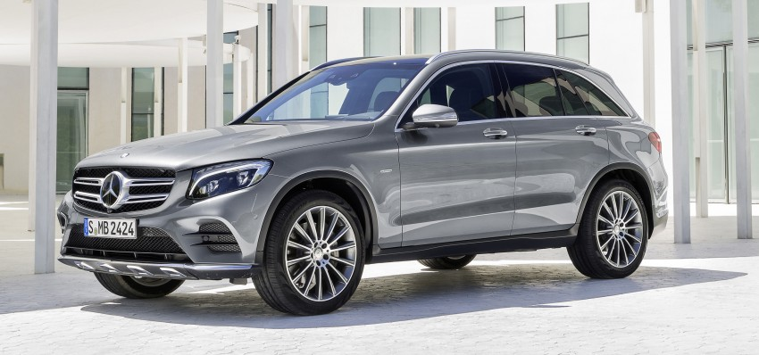 Mercedes-Benz GLC unveiled – the SUV sweet spot? Image #351697