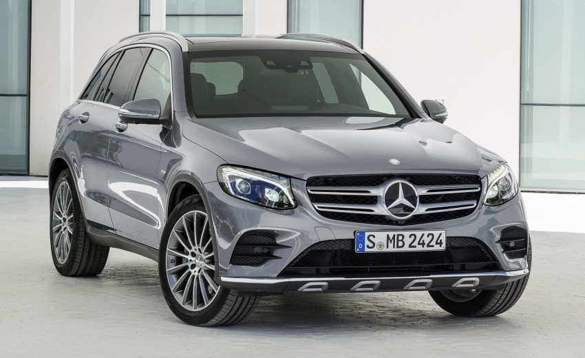 Mercedes-Benz GLC unveiled – the SUV sweet spot? Image #351698