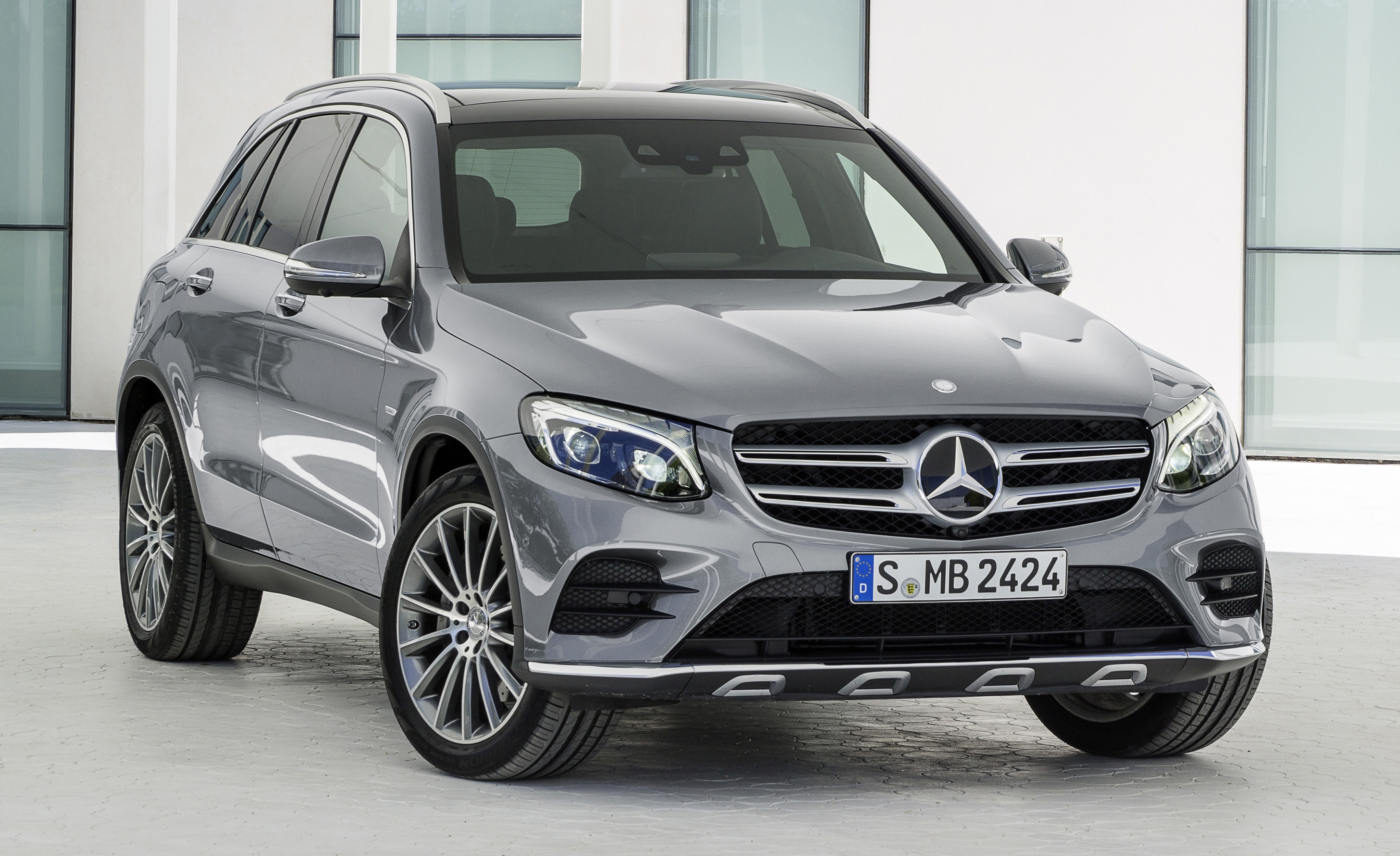 Mercedes 350 Suv >> Mercedes-Benz GLC unveiled – the SUV sweet spot? Image 351698